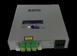 Fiber Optic Transmitter and Amplifier