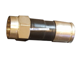 PPC RG-6 Compression type