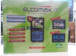 ELCOMAX MDF-8001 DIGITAL SATELLITE FINDER