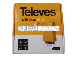 Televes LNBF Ku Universal Octo