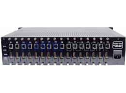 Astel Digital Modulator 16 HDMI Input IPTV H264 Output