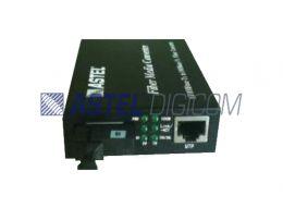 E2F-Ethernet to Fiber Single Mode Single Fiber 10/100