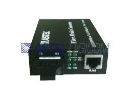 E2F-Ethernet to Fiber Gigabit Dual Fiber