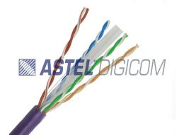 Unshielded Pure Copper CAT 6 for Indoor Application