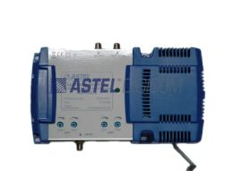 Split Band VHF/UHF Amplifier
