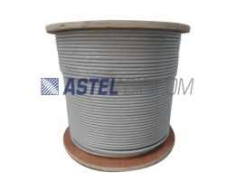 Unshielded Pure Copper CAT5E for Indoor Application