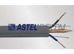 FLAT ELEVATOR CABLE RG-59
