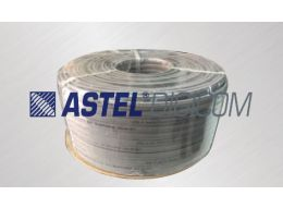 FLAT ELEVATOR CABLE DUAL SHIELDED DUAL JACKET SFTP CAT6 BC