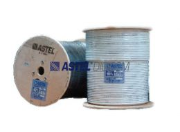 RG-6 Trishield Quadshield Cable