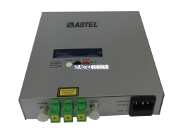 Fiber Optic Transmitter and Amplifier