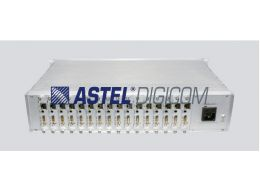 Astel Digital Modulator 16 HDMI Input, IPTV