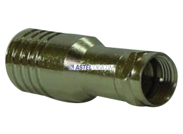 F TYPE CONNECTORS RG-11 CRIMP TYPE WITH F