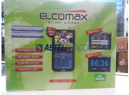 ELCOMAX MDF-8001 DIGITAL SATELLITE FINDER