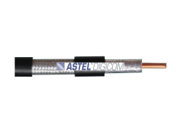 TMR 400 Solid CCA Series Coaxial Cable 50 Ohms