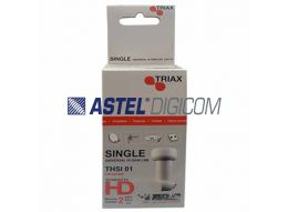 Triax LNBF Ku Universal Single