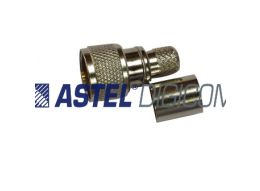 UHF Male Crimp type