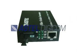 E2F-Ethernet to Fiber Single Mode Single Fiber 10/100