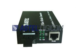 E2F-Ethernet to Fiber Gigabit Dual Fiber