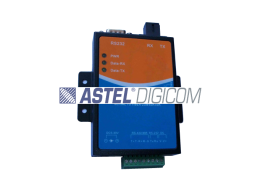Control Signals RS 232 to Fiber