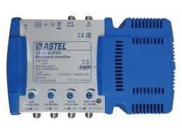 MULTI BAND AMPLIFIER AST-VS 82-SUPER